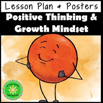 Growth Mindset Lesson and Posters