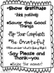 Positive Thought Posters