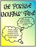 Positive Thoughts Game