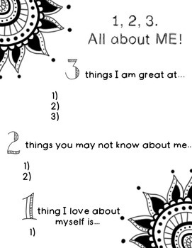 Positive Vibes Tribe - Self-Esteem and Kindness Activity Pack