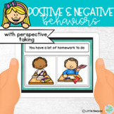 Positive and Negative Behaviors | Taking Perspective & Pre