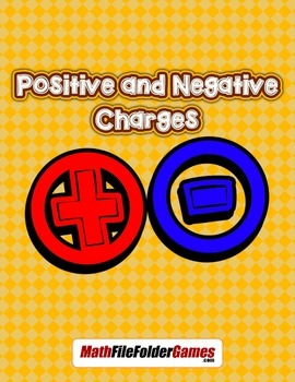 Positive and Negative Charges {Integer Activity}