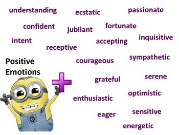 Positive and Negative Emotion words