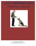 Positive and Negative Informal Commands Practice