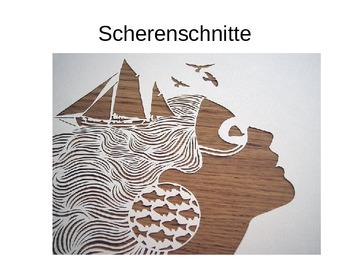 Scherenschnitte-Cut paper Designs