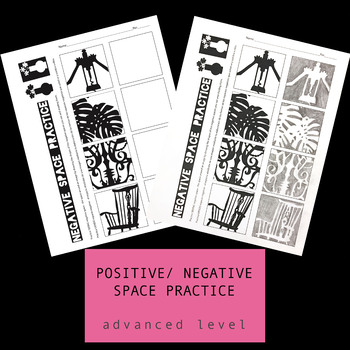 Positive And Negative Space Advanced