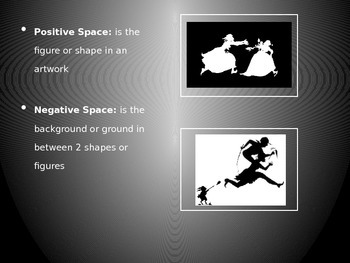 Positive and Negative Space & Symmetry Power Point