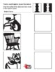 7 Pack Positive and Negative Space Worksheet for High Grades