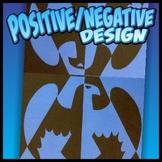 Positive/Negative Cut Paper Design
