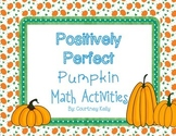 Positively Perfect Pumpkin Math Activities