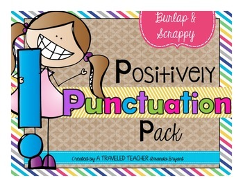 Positively Punctuation!