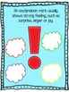 Positively Punctuation: Anchor Charts for Kindergarten and 1st Grade