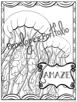 Positivity Activity:  Positive Thinking Coloring Pages