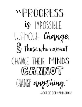 Positivity & Growth Mindset Posters