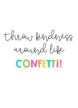 Positivity Mini Posters - Growing Bundle!