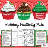 Holiday Positivity Pals Character Education Plan