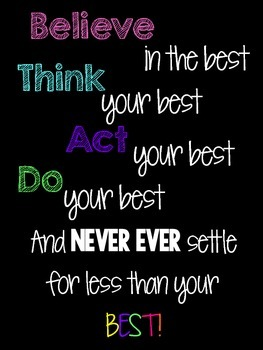 Positivity Posters