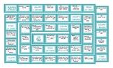 Possessive Adjectives Spanish Board Game