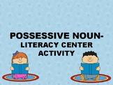 Possessive Noun Center Activity