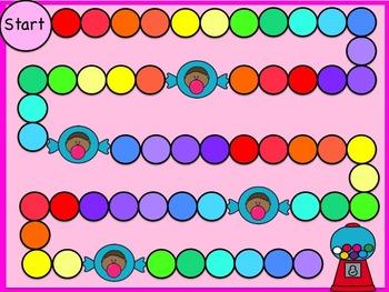 Possessive Noun Gumball Game & Worksheets!