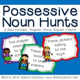 Possessive Noun Hunts