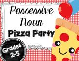 Possessive Noun Packet-Pizza Party Possessives