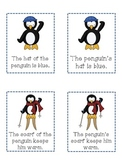 Possessive Noun Penguin Match