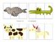 Possessive Noun Practice with Animal Puzzles