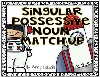 Possessive Noun Sort