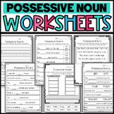Possessive Noun Worksheets: Fill in the blank, Sorts, Etc.