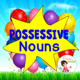 Possessive Nouns Boom Cards