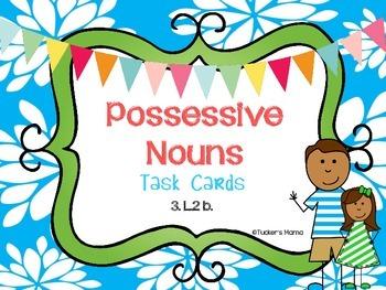 Possessive Nouns Center
