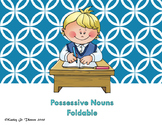 Possessive Nouns Foldable