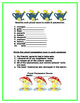 Possessive Nouns' Grammar Packet for Second Grade
