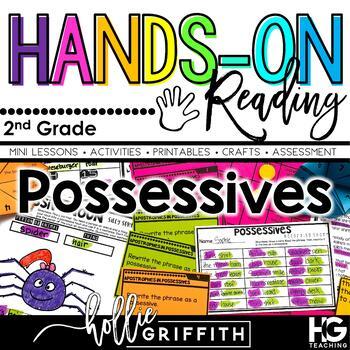 Possessive Nouns | Hands-on Reading