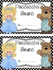 Possessive Nouns (Mini-Book and Games, Fairy Tale Theme)