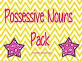 Possessive Nouns Bundle