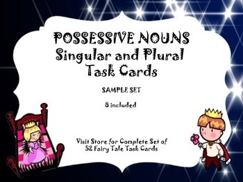 Possessive Nouns - Plural and Singular