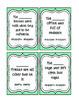 Possessive Nouns Poke Cards