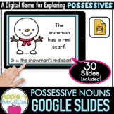 Possessive Nouns Practice - Grammar | Google Slides - Dist