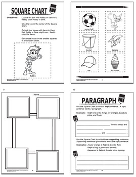 Possessive Nouns Activities - 2nd Grade Grammar Practice ...