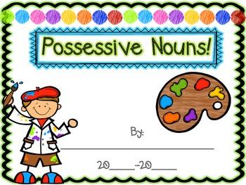 Possessive Nouns: Singular & Plural Forms