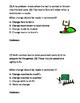 Possessive Nouns Test Practice