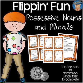 Possessive Nouns and Plurals