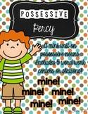 {Possessive Nouns}