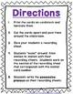 Possessive Pronouns Grammar SCOOT or Task Cards