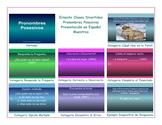 Possessive Pronouns Spanish PowerPoint Presentation