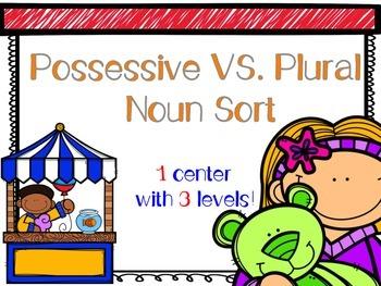 Possessive Vs. Plural Nouns