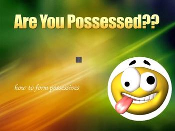 Possessives Powerpoint