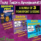Possessives PowerPoint BUNDLE